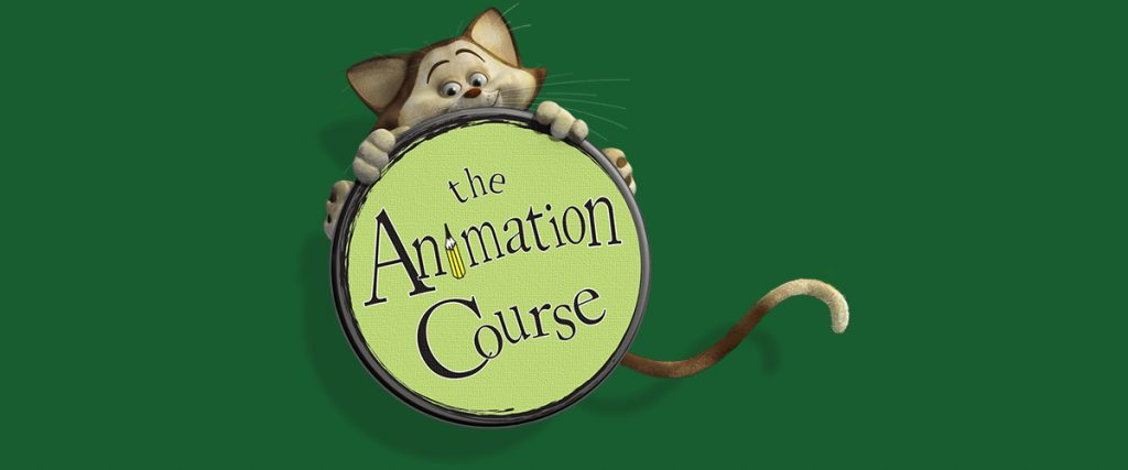 The Animation Course Home Cover